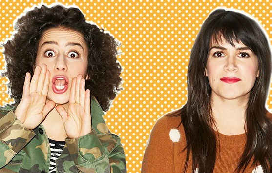 The Broad City ladies stick up for human rights at Uncivil Union this Wednesday at Le Poisson Rouge