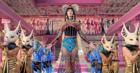 Katy Perry S Mummified Dancers Are Not Racist Village Voice
