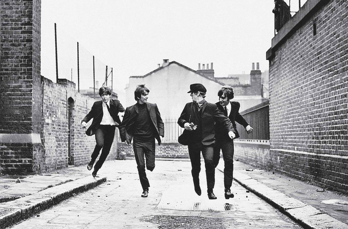 Stephanie Zacharek's 2014 reviews A HARD DAY'S NIGHT in the Village Voice