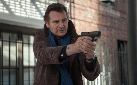 Neeson in A Walk Among the Tombstones.