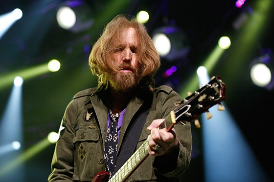 Tom Petty and the Heartbreakers – Madison Square Garden – 9