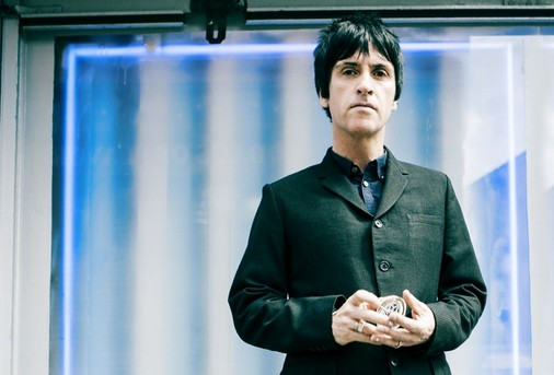 Johnny Marr plays Friday night.