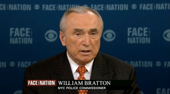 Commissioner William Bratton on Face the Nation