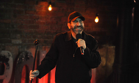 "Dave Attell brings his ""Comedy Underground"" show to the Village Underground on Tuesday, January 27."