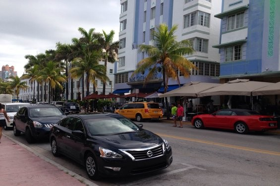 South Beach: Home of oceanfront dining and weekend getaways