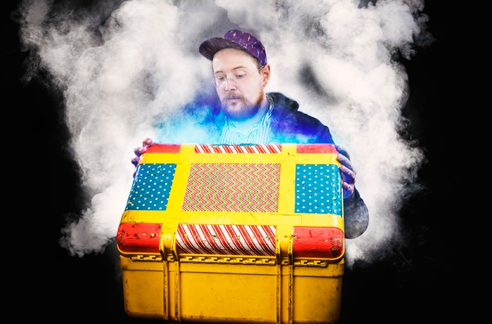 Feel the lightning with Dan Deacon this week in New York.
