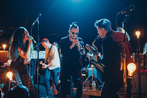 San Fermin at the Music Hall of Williamsburg
