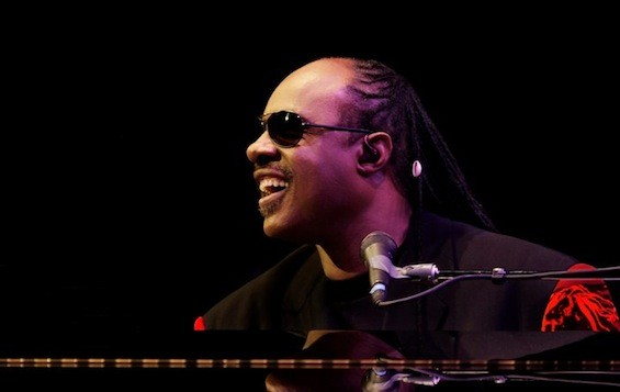 Stevie Wonder celebrates Songs in the Key of Life Sunday, April 12, at Brooklyn's Barclays Center.
