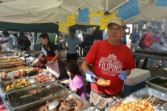 Celebrate in Jersey City this weekend with Filipino delicacies.