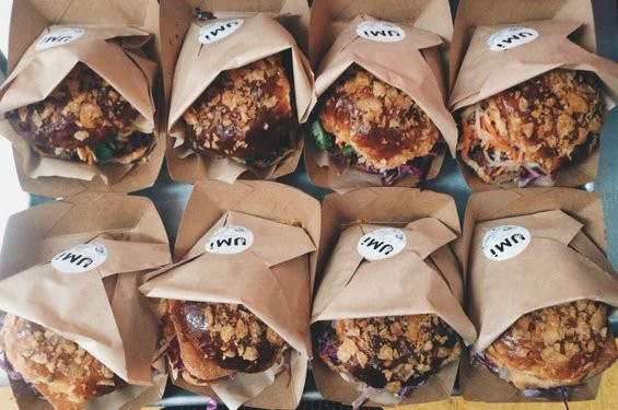 Like brioche sandwiches for a late night snack? Check out Umi Bushwick this Friday.