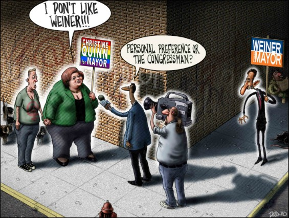 Former New York Post Artist Sean Delonas Publishes Collection of Controversial Cartoons | The Village Voice