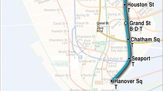 Chatham Square Subway Map.How New York S Perfect Subway System Was Derailed By The 1929 Stock
