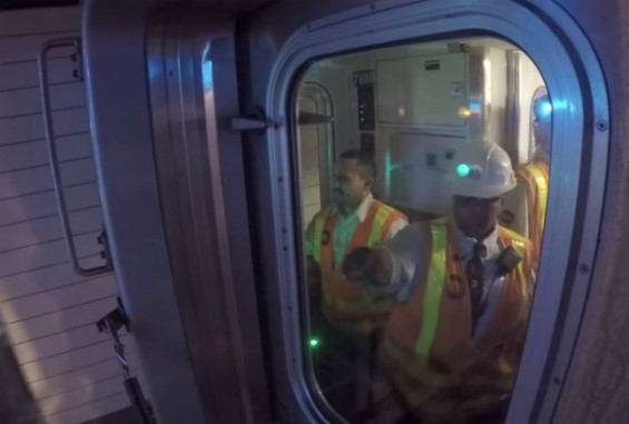 MTA employees are getting trained on the ins and outs of the 7 line extension.