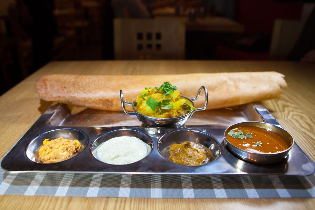 Dosai Serves Fresh Spice and Coconut-Infused Fare from Tamil Nadu