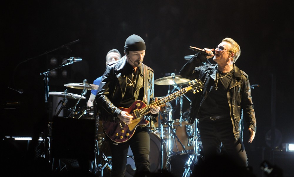 Ten U2 Songs We're Not Ashamed to Admit We Like | Village Voice