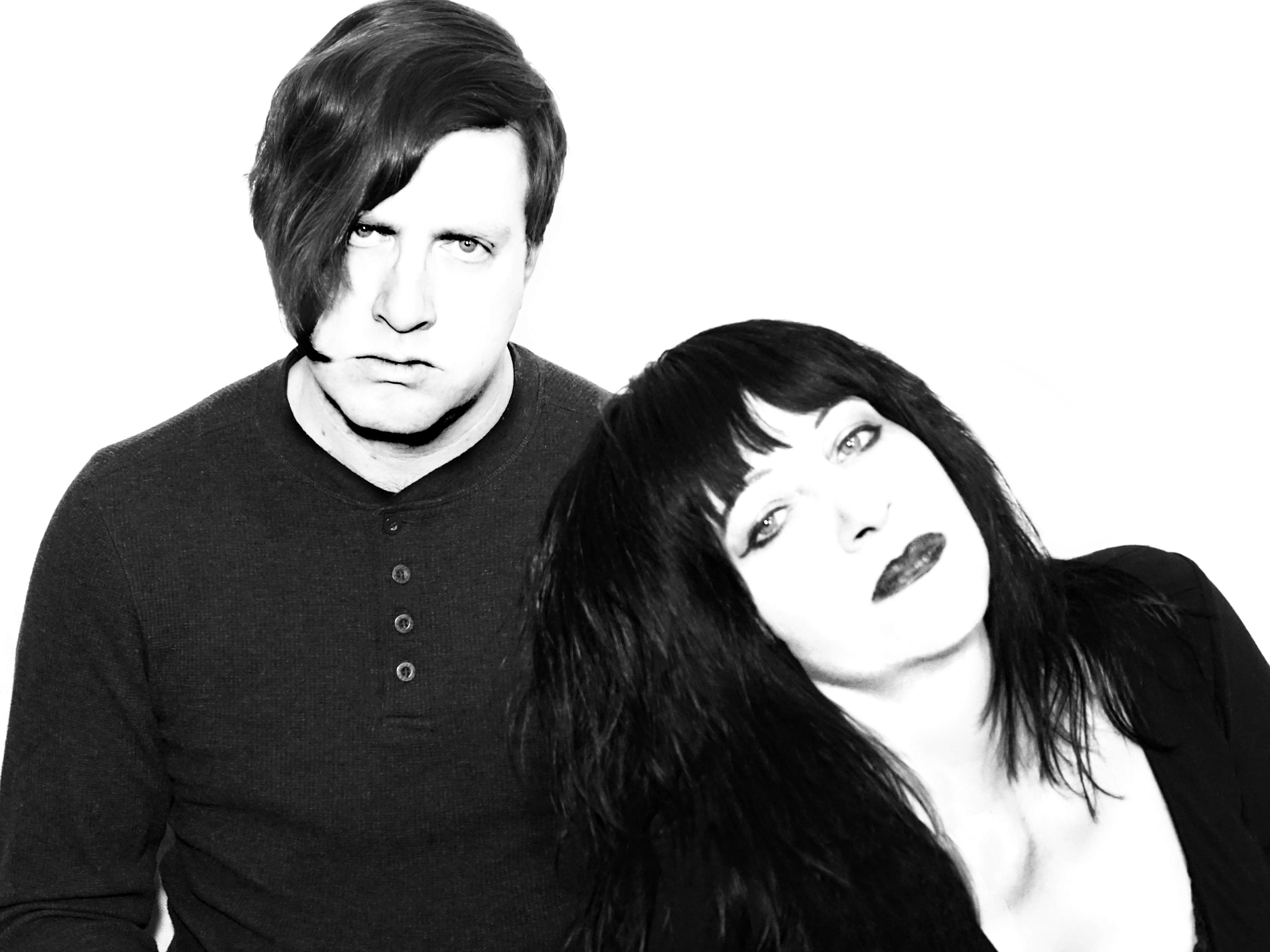Weasel Walter and Lydia Lunch