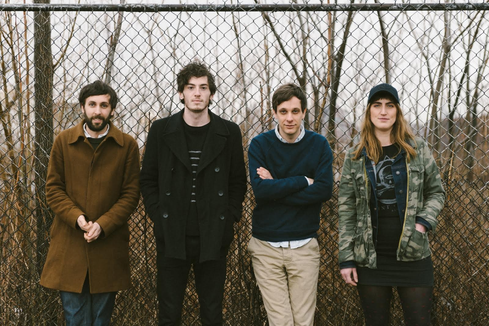Brooklyn's Total Makeover celebrate the release of their debut EP at Alphaville on Friday