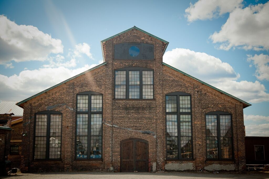 Basilica Hudson, the nineteenth-century former glue factory Melissa Auf der Maur and Tony Stone turned into a festival haven