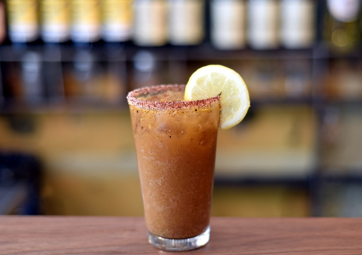 Say goodbye to summer with a michelada.