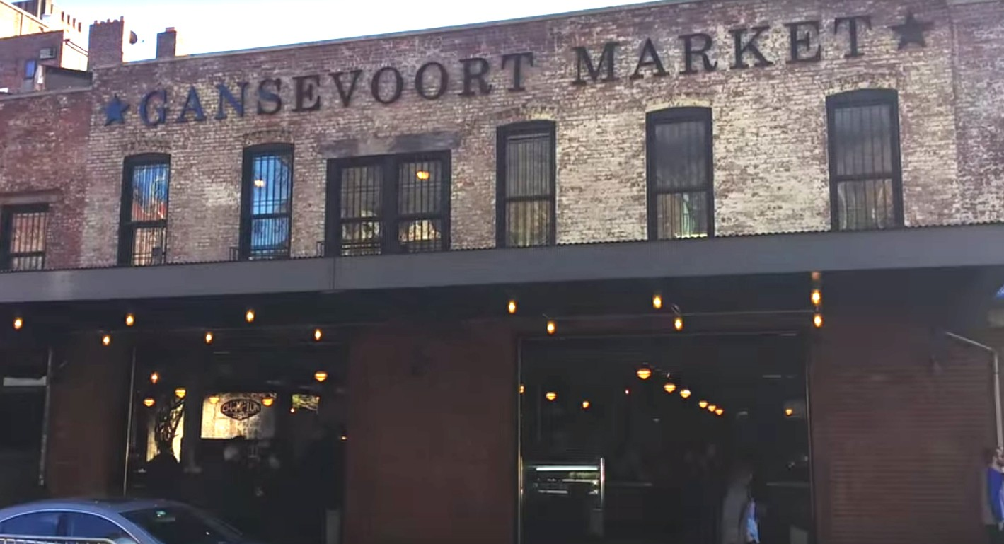 Gansevoort Market would be virtually untouched by the proposed development.