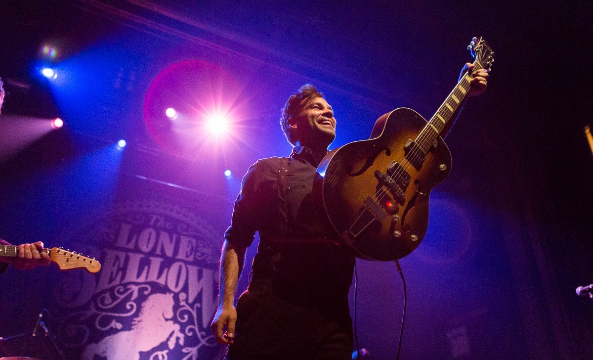 The Lone Bellow at Webster Hall, November 13, 2015
