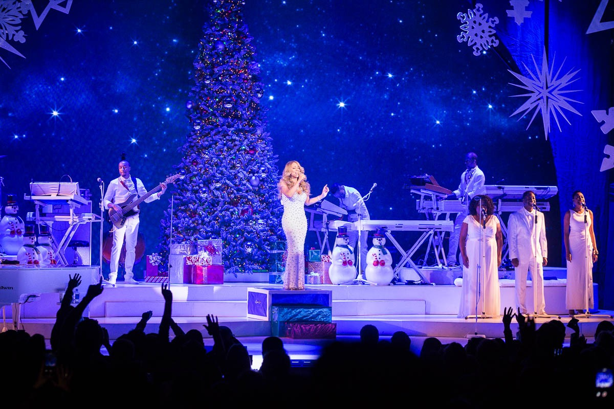 Christmas Concerts Near Me.8 Days Of Mariah Carey Holiday Madness Are You There