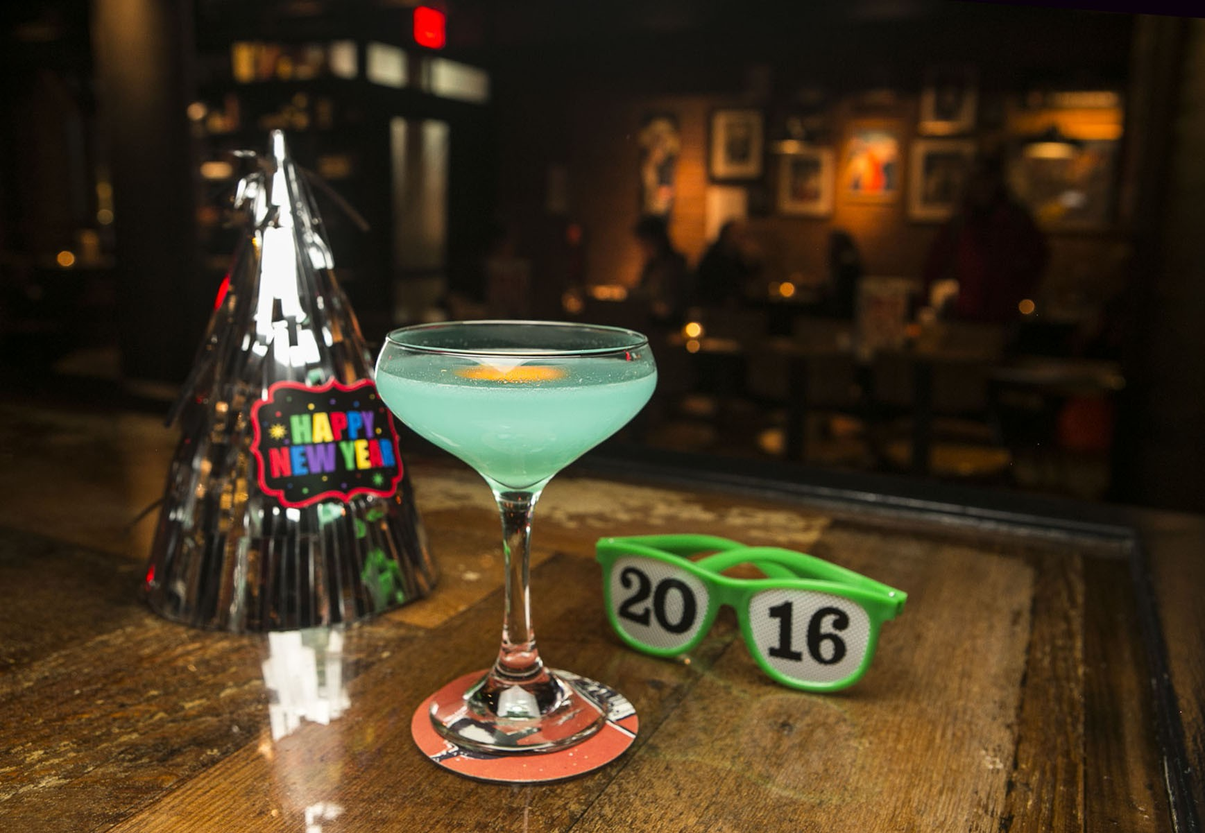 """Spend New Year's in """"New Orleans"""" at Porchlight"""