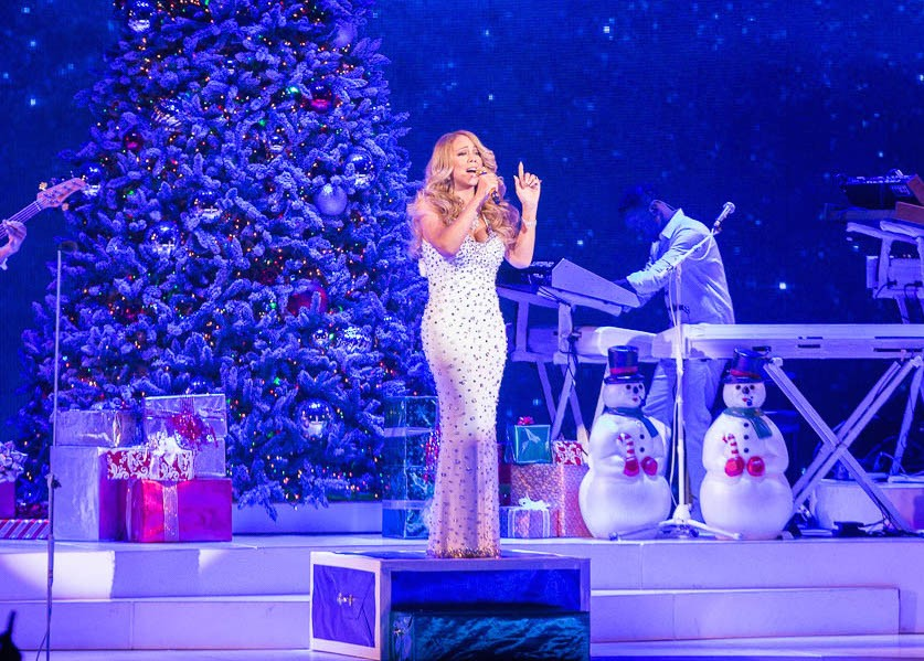 Christmas Concerts Near Me.This Is Your Brain On Cheer What Mariah Carey S Christmas