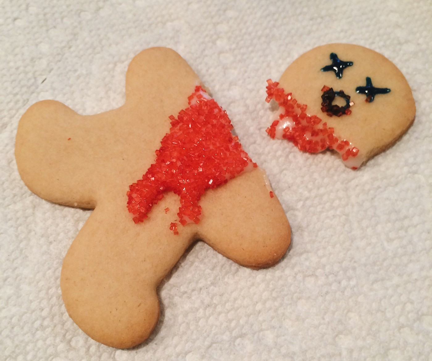 (I Have) No Chill Sugar Cookies