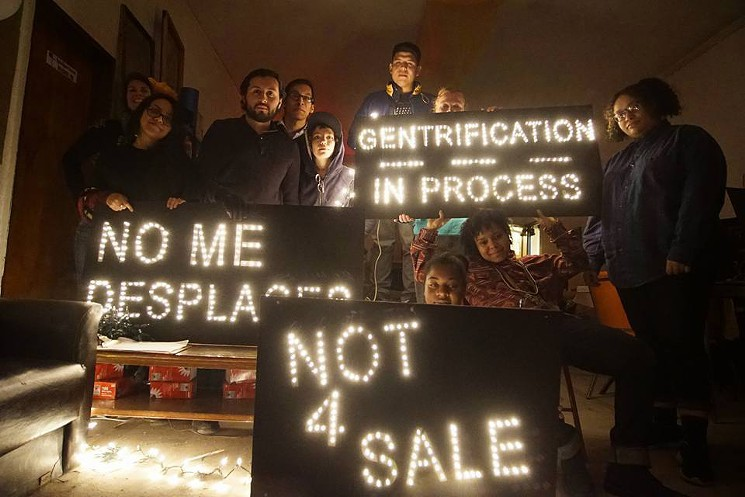 Check Out How These Bushwick Natives Are Protesting Hipster-Led Gentrification