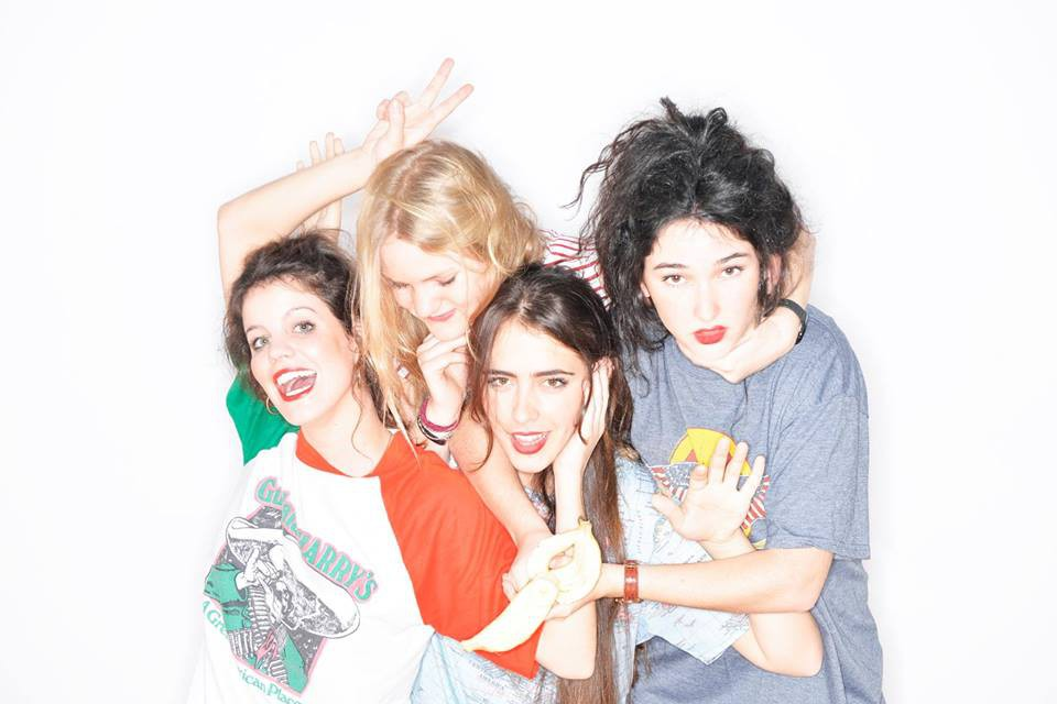 Hinds play Palisades on Wednesday in support of their debut LP, Leave Me Alone.