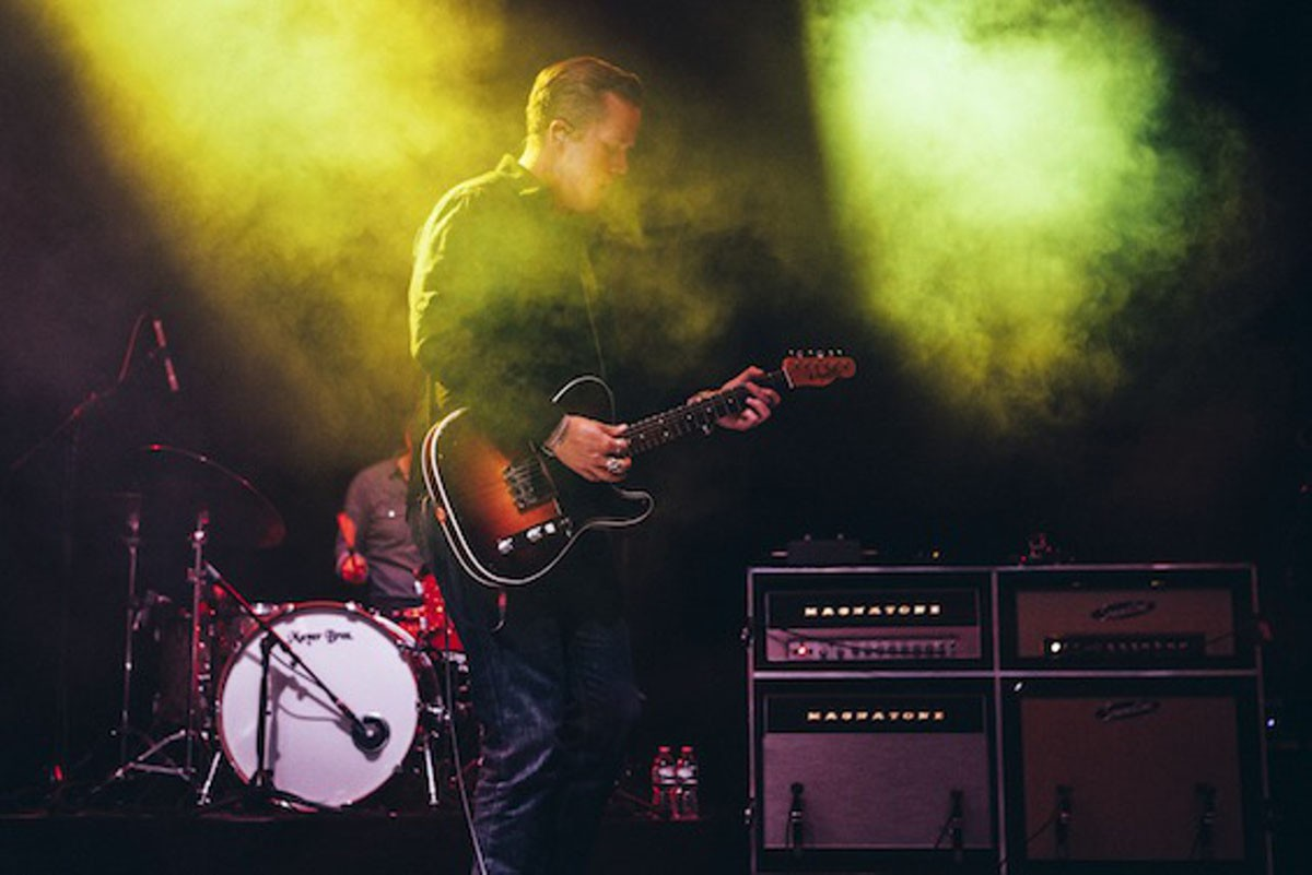 Jason Isbell at the Capitol Theatre, May 20, 2015