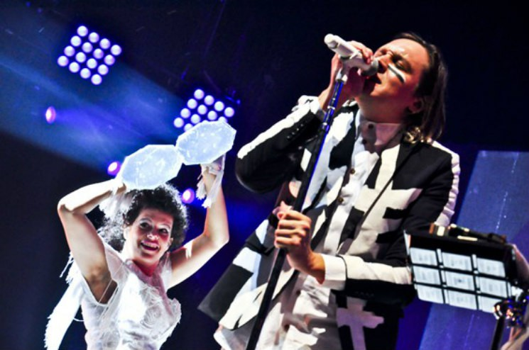 Arcade Fire is just one of the bands headlining Panorama Festival this summer.
