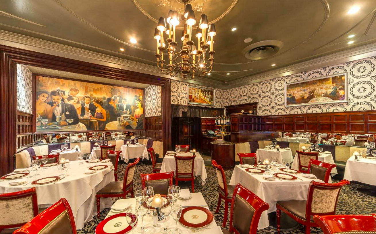 Discover the history of high-society dining this week!