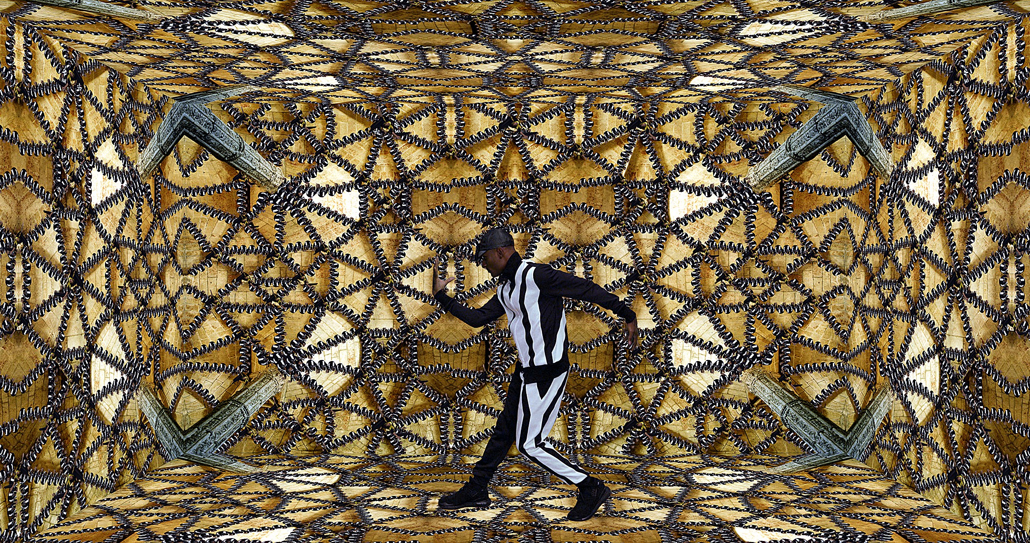 Rashaad Newsome's Video Art Records and Archives Black Bodies in ...