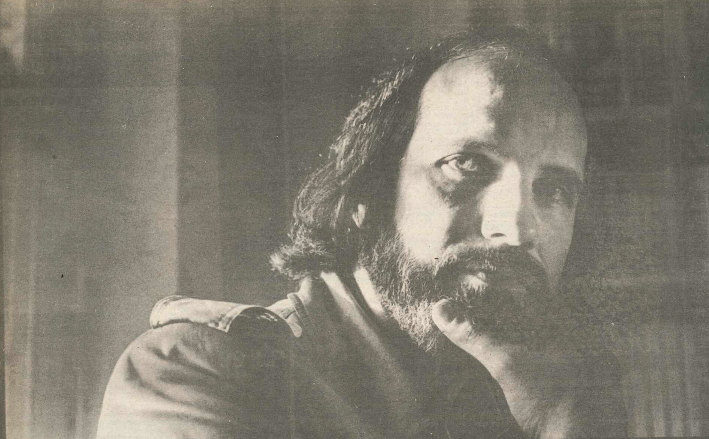 Brian De Palma in the July 23, 1980, issue of the Village Voice