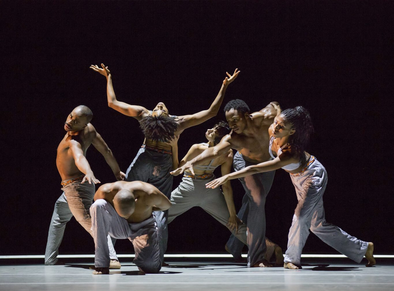 Blended Families Black Male Choreography At Ailey And An