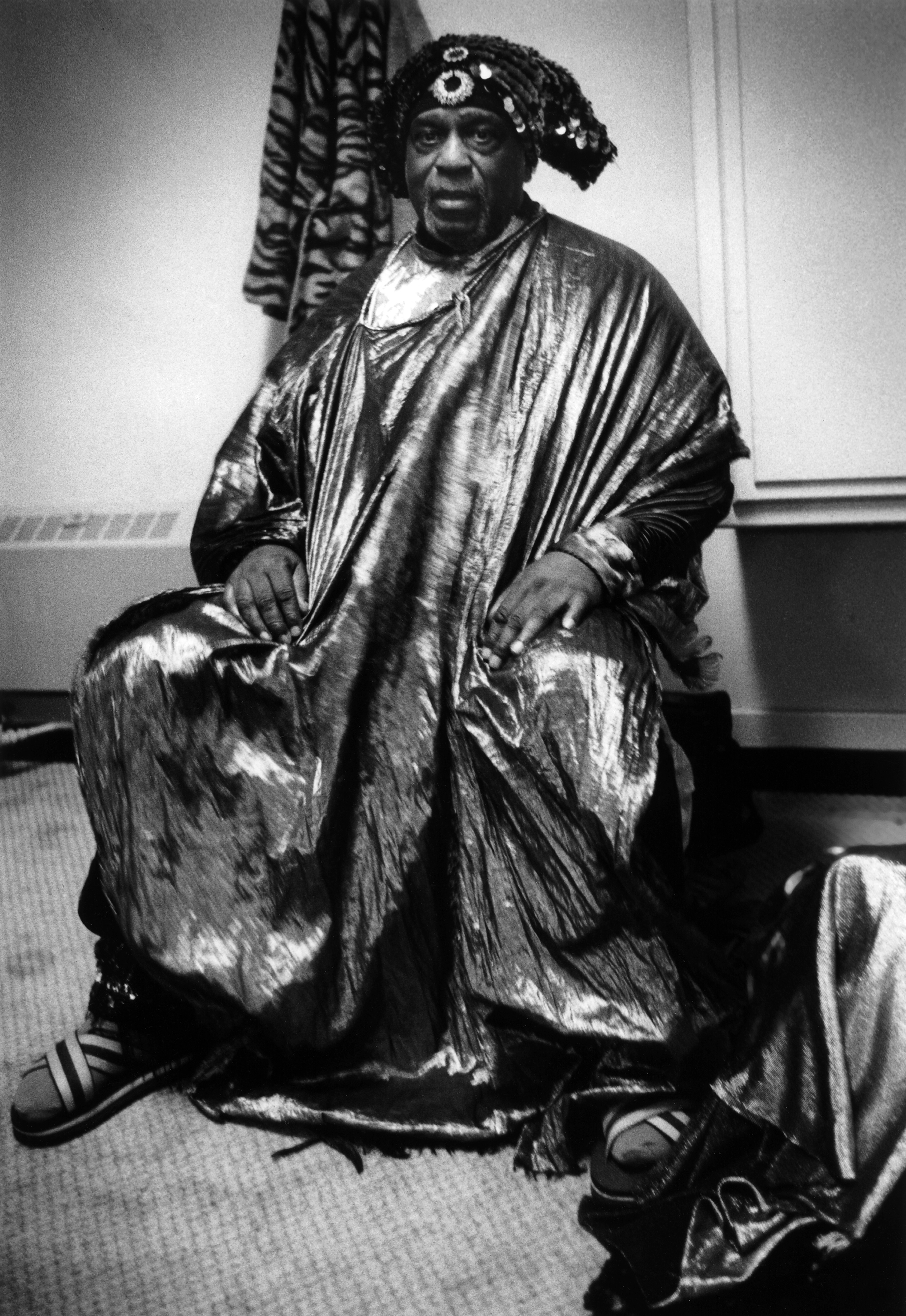 Sun Ra, American original — even if he maintained he was from outer space