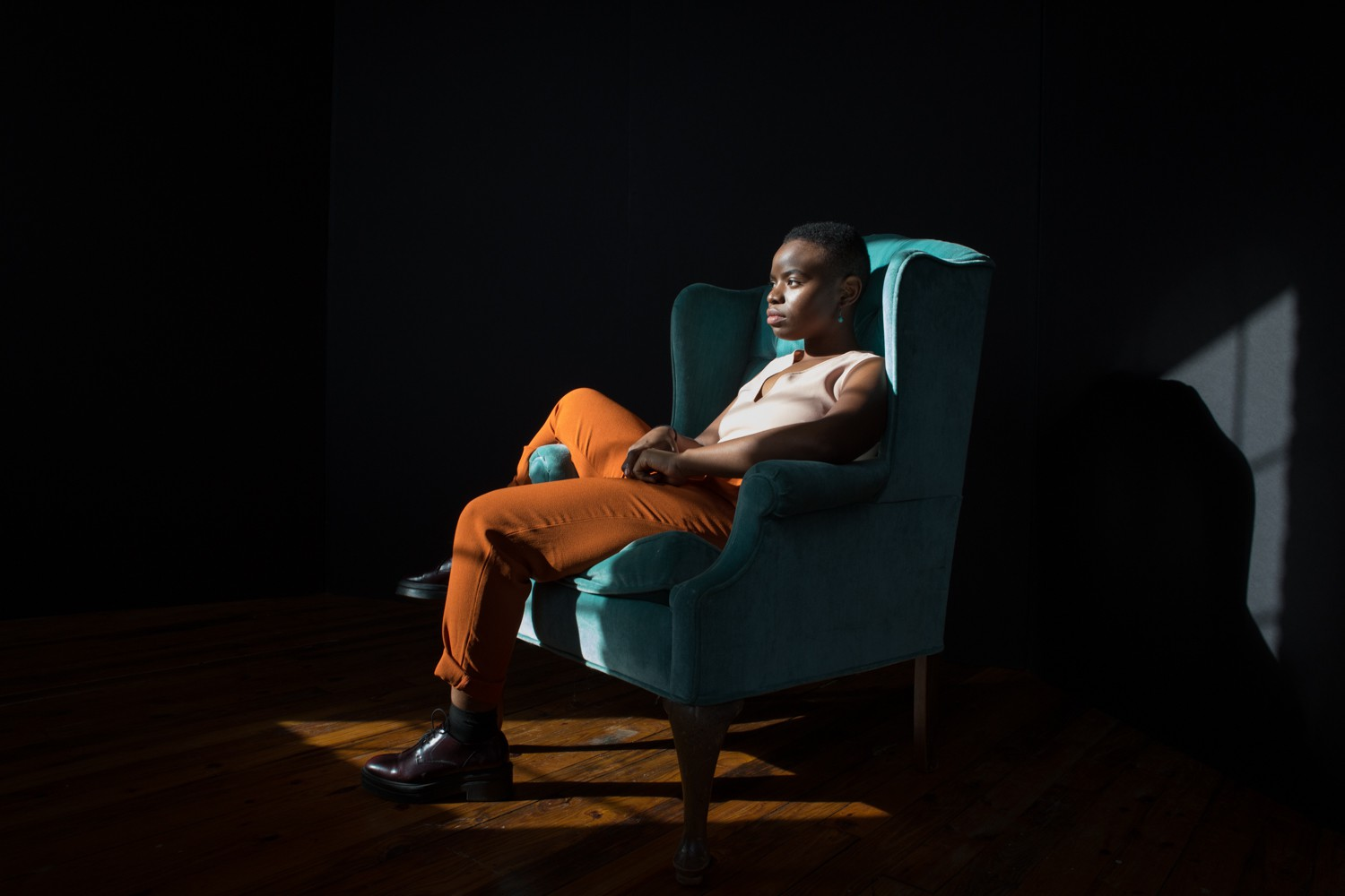 Vagabon plays a record release show Friday at Baby's All Right