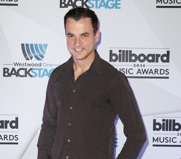 Tommy Page during the 2016 Billboard Music Awards last year.