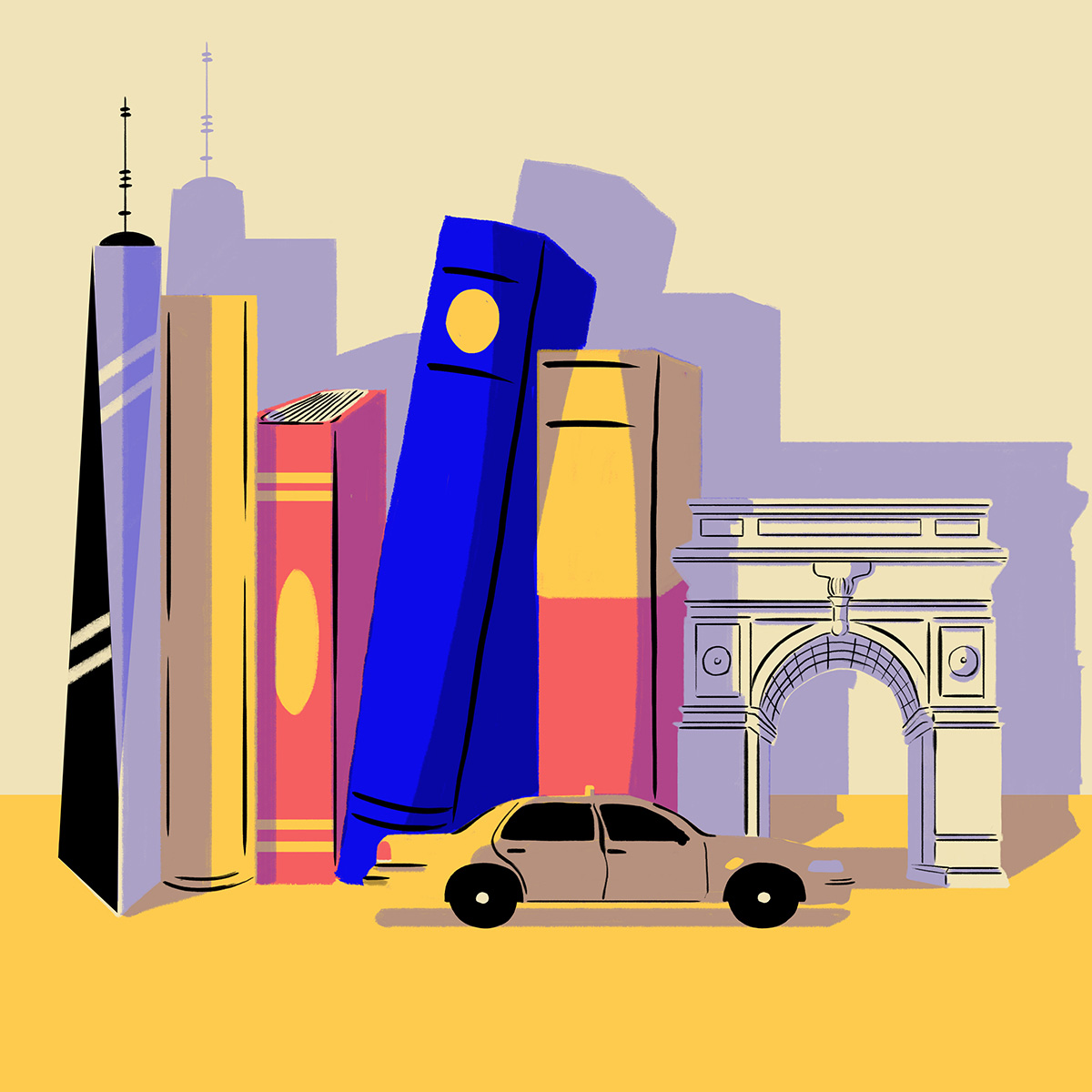 Classic Big Apple Books To Revisit This Summer