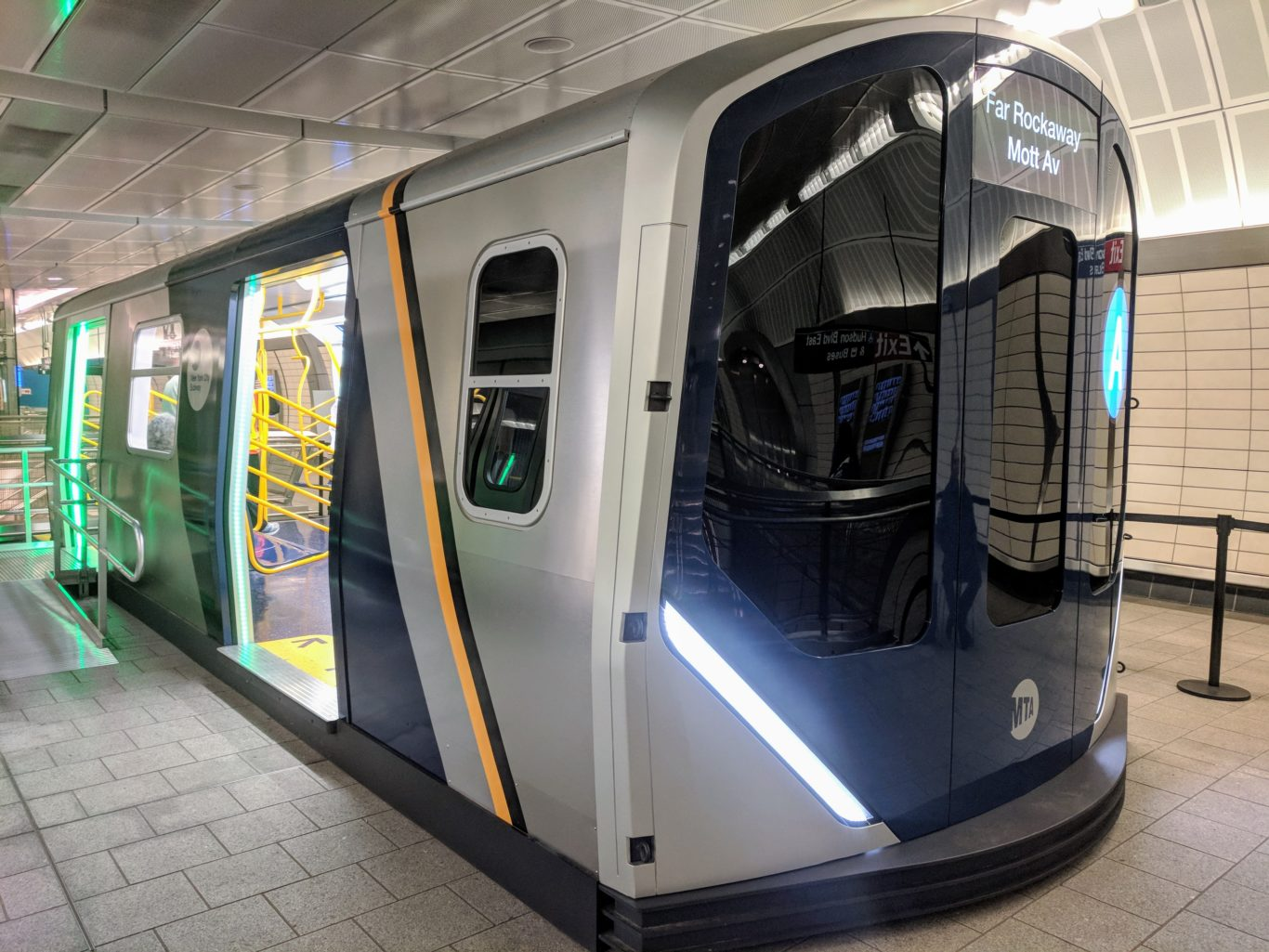 Nyc Subway Map Pics Stock.Subway Cars Will Get Wider Doors By 2020 Everyone Rejoice Village
