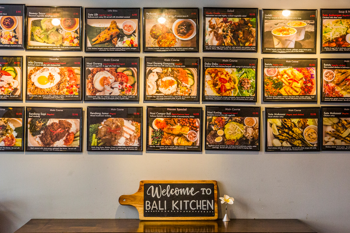 Bali Kitchen Hits The Jackpot With Indonesian Treats In The