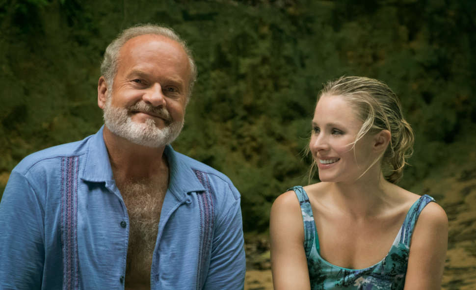 Kelsey Grammer and Kristen Bell Are Tear-Inducingly Great in