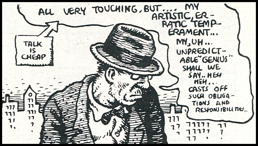 cb859ed6e Forty Daze of R. Crumb: The Complete Collection and Then Some ...