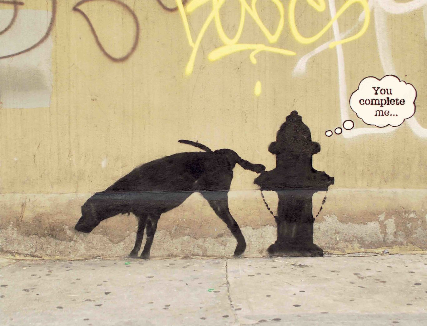 Five Years Ago This Month, Banksy Did a 'Residency' in NYC