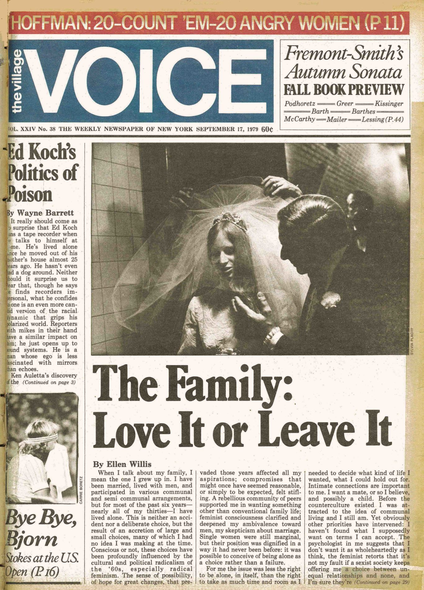 The Family: Love It or Leave It | Village Voice
