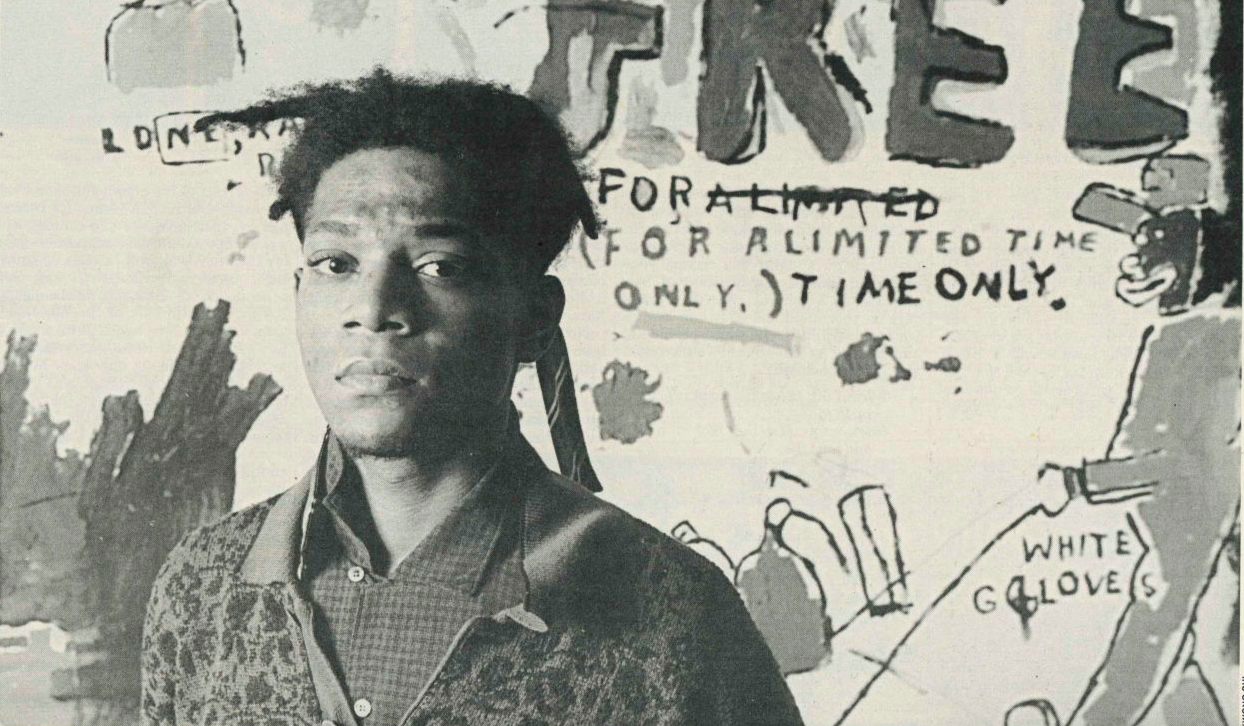 Jean-Michel Basquiat, Flyboy in the Buttermilk