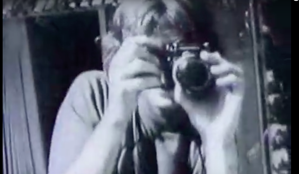 Robert Frank and the Stones Movie You'll Never See