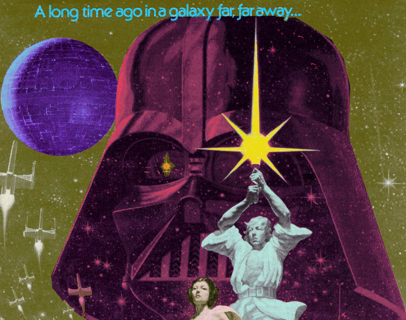 Galactic Graffiti: 'Star Wars' Reviewed | The Village Voice
